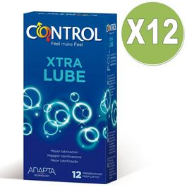 CONTROL EXTRA LUBE 12 UDS PACK 12 UDS