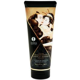 SHUNGA CREMA MASAJE CHOCOLATE 200ML
