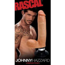 JOHNNY HAZZARD REAL VIBRATING COCK PONRSTART