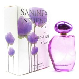 PERFUME FEROMONAS MUJER SANINEX INFLUENCE SEX.