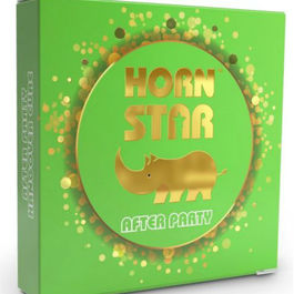 HORNSTAR GREEN FOR AFTER THE PARTY 10 CÁPSULAS