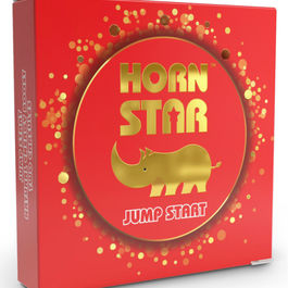 HORNSTAR RED JUMP START 10 CÁPSULAS