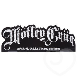 POS MOTLEY CRUE HEADER CARD