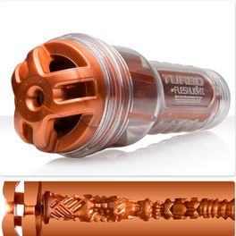 FLESHLIGHT TURBO MASTURBADOR  IGNITION COPPER