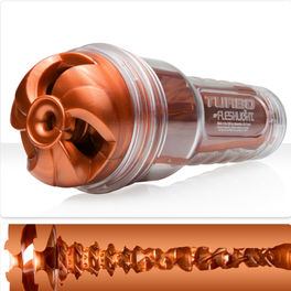 FLESHLIGHT TURBO MASTURBADOR  THRUST COPPER
