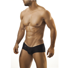 BOXER  CHEEK  NEGRO  SHINING TALLA L