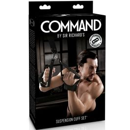 SIR RICHARDS COMMAND SET ESPOSAS PARA SUSPENSION