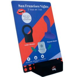 OOH BY JE JOUE - DISPLAY SAN FRANCISCO NIGHTS