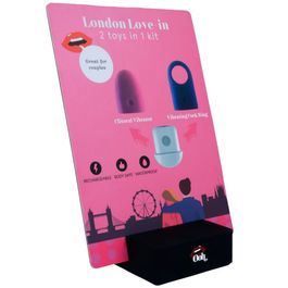 OOH BY JE JOUE - DISPLAY LONDON LOVE IN