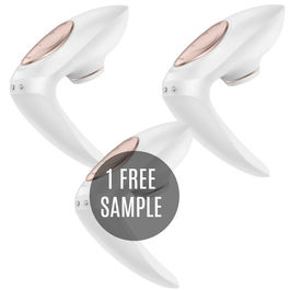 SATISFYER PRO 4 COUPLES 2 + 1 MUESTRA GRATIS